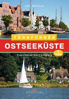 Törnführer Ostseeküste 1 Ostsee Wasserwege Karte Liegeplätze Seekarten Buch NEU
