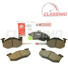 Ferodo Rear Brake Pads for PEUGEOT 106 205 206 306 + CITROEN SAXO + XSARA + ZX