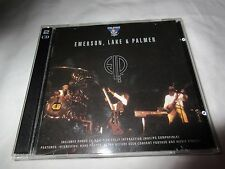 EMERSON LAKE AND PALMER - King Biscuit Flower Hour - Music Club Edition BIN