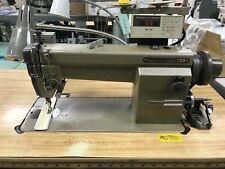Mitsubishi Ls2-180 automatic undertrimming single needle sewing machine