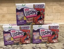 LOT OF 3 - Shopkins REAL LITTLES Blind Mystery Packs Mini Brand New