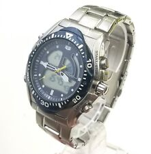 .RARE,UNIQUE Men's ANALOG-DIGITAL Watch PULSAR NX15-X001