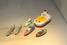 Boat & Ship Collection Micro Machines Free Shipping