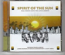 (HG727) Spirit Of The Sun, Real House Meets The Latin Groove - 1998 CD
