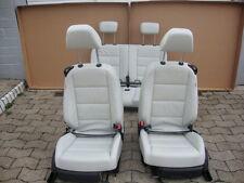 VW Golf 6 Cabrio Sitze Lederausstattung Ledersitze Beige 3