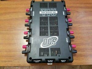 MTH DCS Digital Command System TIU track Interface Unit PS2  upgraded REV .I