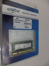 Crucial PC2-6400 2 GB DIMM 800 MHz DDR2 SDRAM Memory (RM25664AA800)