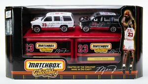 2000 Matchbox Collectibles Chicago Bulls / Michael Jordan / Chevy Tahoe