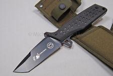 FOX Knife - FX-NR05TT N.E.R.O. NERO Tanto Tactical   (4009)