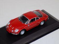 1/43 Minichamps Renualt Alpine A110 from 1963 in Red