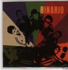 (880U) Binario, Binario - DJ CD