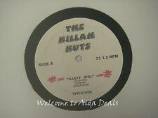 "The Killah Kuts, Nasty Girl/ Phone Booth LP (VG) 12"""