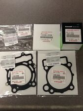 Kawasaki OEM Top End Kit For 2007 KX250F KX 250F Brand New!