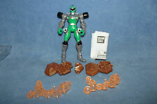 "Power Rangers Rpm 5"" Verde Guardian Ranger"
