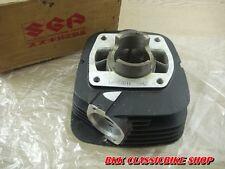 NOS SUZUKI RM100 1976-78 Cylinder //  P/N 11210-41600  // GENUINE JAPAN