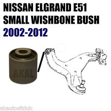 For NISSAN ELGRAND E51 02-10 FRONT LOWER BOTTOM WISHBONE TRACK CONTROL ARM BUSH
