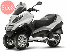 Piaggio MP3 400 ie (2011) - Workshop Manual on CD