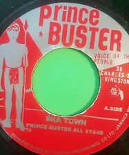 SKA TOWN  / ALMOST LIKE BEING IN LOVE. PRINCE BUSTER