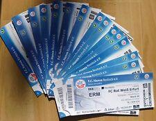 Eintrittskarte / Ticket Hansa Rostock - SG Dynamo Dresden 29.11.2014