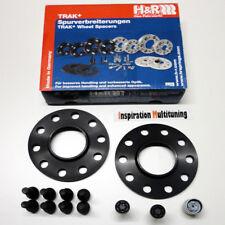 H&R ABE Spurverbreiterung schwarz für BMW 3er F30,F31 /DR 40=2x20mm mit FS