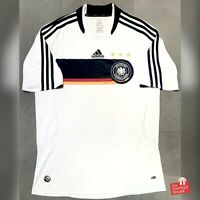 Authentic Adidas Germany 2008/09 Home Jersey. Size M, Good Condition.