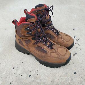 "Red Wing 6674 True Hiker Aluminum Toe 6"" Hiking Boot sz 8 D MENS US / 41 EUR"