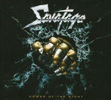SAVATAGE - POWER OF THE NIGHT [DIGIPAK] USED - VERY GOOD CD