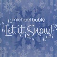 Let It Snow - Music CD - Michael Buble -  2007-10-08 - WEA/Reprise - Very Good -