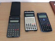 JOBLOT 3 Calculadora Científica Casio