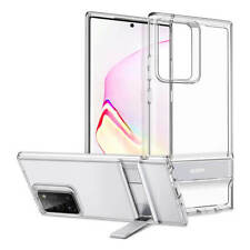 ESR Metal Kick Stand Soft Case Cover for Samsung Galaxy Note 20 Ultra Clear