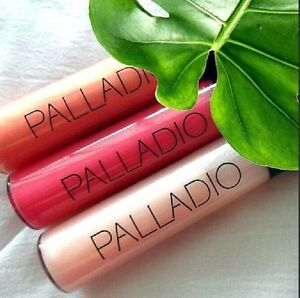 """Palladio Herbal Lip Gloss """"PGL""""   (CHOOSE YOUR COLOR)  --  FREE SHIPPING!"""