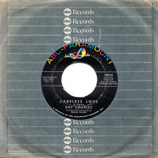 RAY CHARLES Careless Love You Don't Know Me US Press ABC-Paramount 10345 SP