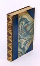 Fine Riviere and Sons 3/4 Blue Leather 1913 Poems Robert Browning Illustrated