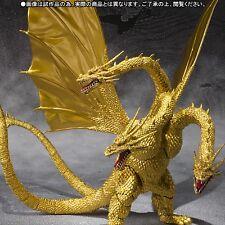 Japan Premium Bandai Limited S.H.MonsterArts King Ghidorah Special Color Ver.