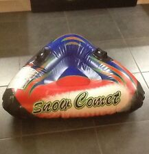 Inflatable Snow Comet Sledge