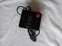 Vintage Genuine Atari 2600 Joystick Controller OEM Wired Joy Stick