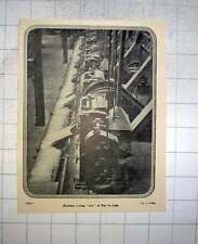 1928 Machines Making Lux Soap At Port Sunlight