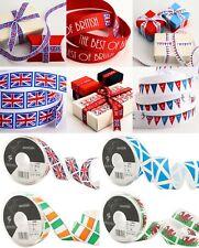 Bandera Cinta - Británico Union Jack Dragón de Gales Escocés st Andrews Cruz