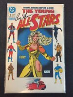 The Young All-Star Signed Roy Thomas SS DC Comics Combine Shipping