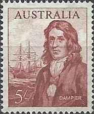 Timbre Bateaux Australie 300 ** lot 15555