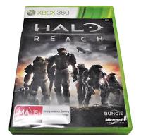 Halo Reach XBOX 360 PAL