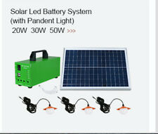 Solar energy generating systems  50w solar panel system