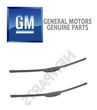 For Ford F-150 F-250 SD Window Wiper Blades Pair Set of 2 Front Genuine GM