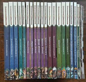 D&D 4th Edition 4E Books Source Dungeons & Dragons Wizards RPG Multi 2009 WotC