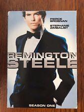 Remington Steele: Season 1 DVD Region 1 Pierce Brosnan