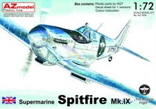 "AZ Model 1/72 Supermarine Spitfire Mk.IX ""The Longest Flight"" # 7634"