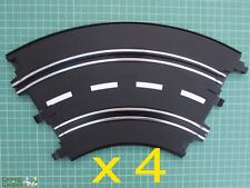 Artin 1:32 Slot Car Road Racing Track Curves x 4 Replace Upgrade or Extend