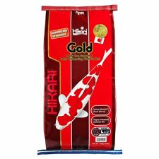 HIKARI GOLD COLOUR ENHANCING KOI FLOATING PREMIUM POND FISH FOOD PELLETS