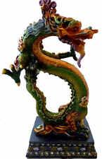 Magnifique Figurine Dragon Chinois 24cm