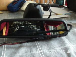 BMW anti glare mirror